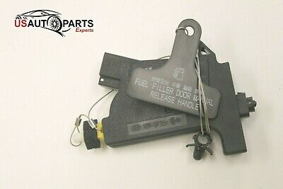 For 1998-2010 Volkswagen Beetle Fuel Filler Door Lock Actuator Hella 92955MN