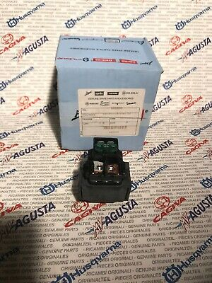 80amp Starter Motor Relay Solenoid For Piaggio Beverly 125 GT M28400 2004