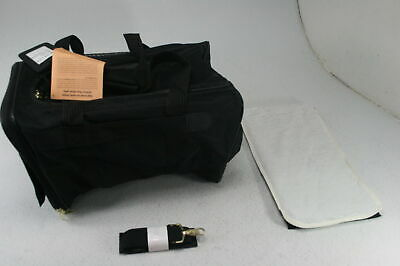 8d0d309014 Sherpa Travel Delta Air Lines Approved Stylish Pet Carrier Windows Medium  Black