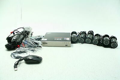 ZOSI 8-CHANNEL HD-TVI 720P Video Security Camera System ,1080N