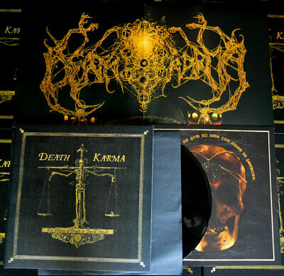 Death Karma - The History of Death & Burial Rituals II // Vinyl LP ltd to 1000