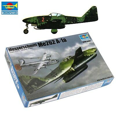 TRUMPETER 751319 1//144 Me 262 A-1