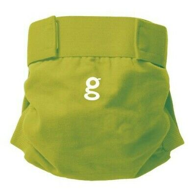 New Gdiapers Large Guppy Green Gpants & Pouch