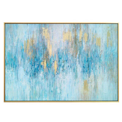 HH330 Large Modern Abstract oil painting 100% Hand-painted Canvas No Frame 48""