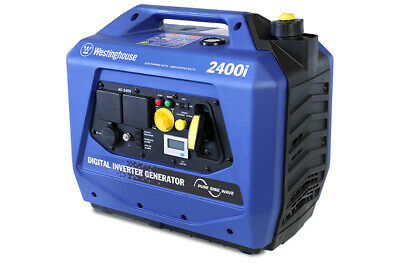 Westinghouse WHXC2400i Digital Inverter Generator - with DC outlet