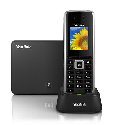 Yealink W52P HD Business IP-DECT Phone. Includes Base Station, 1x Handset