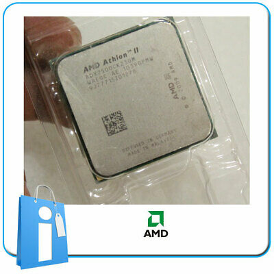 Procesador CPU AMD ATHLON II X2 250 Socket AM3+ ADX250OCK23GM