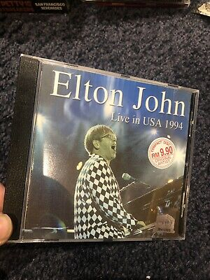 Elton John Live CD Rocketman