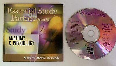 ANATOMY PHYSIOLOGY 1 & 2 Test Prep Study Guide w Practice Exams 4