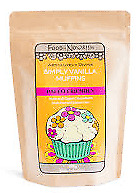 Food To Nourish Vanilla Muffins Mix Gluten Free Organic 360g