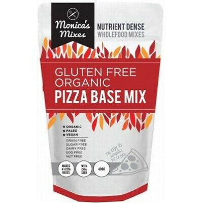 Monica's Pizza Base Mix With Chia 400g