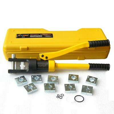 416373 Hydraulic Electrical Crimping Tool Die Set 16-240mm2