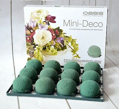 Oasis Mini Deco Premium Floral Foam Self Adhesive events weddings occasions