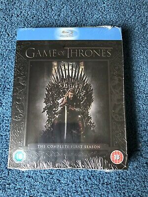 Game of Thrones - Season 1 [DVD] [2012] - DVD New & Sealed Complete First Season