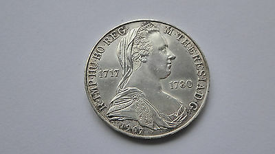 25 Schilling 1967 Maria Theresia Österreich    INT 117