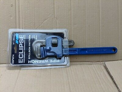 Blue Eclipse Tools ELPW18 Leader Pattern Pipe Wrench 18