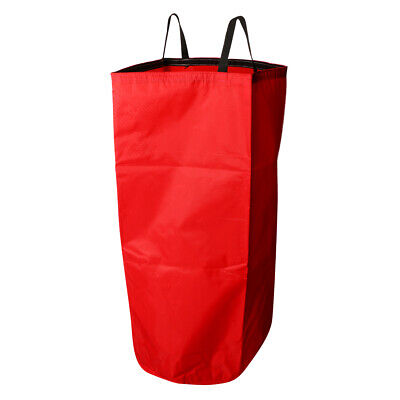 Kartoffelsack Race Sack Bag Game Party Racing Hopping Jumping Tasche Rot