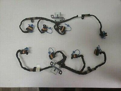 99-04 CORVETTE C5 Ignition Coil Packs Wiring Harness Bracket Aa6376
