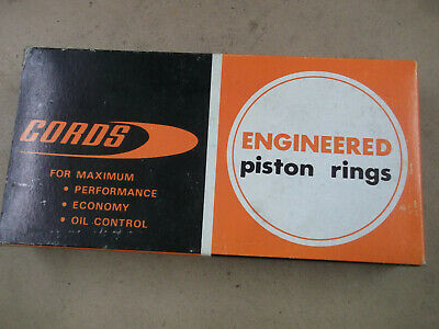 MG MGB GT 1971 onwards NEW SET 4 CORDS PISTON RINGS (STANDARD)