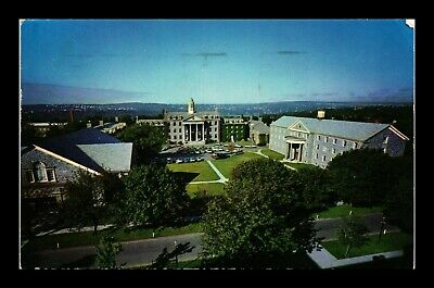 Dr Jim Stamps University Kings College Halifax Postcard Canada