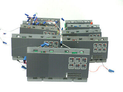 Lot of 9 Dukane ProCare 6000 4A2381 Single Patient Station