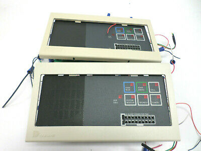 LOT OF 2 Dukane ProCare 6000 4A2381A Single Patient Station