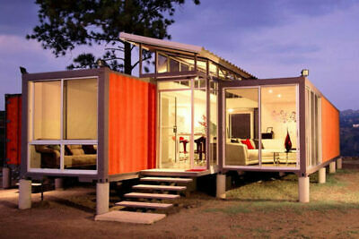 Lake Martin #46 Shipping Container Home Catalog L40'
