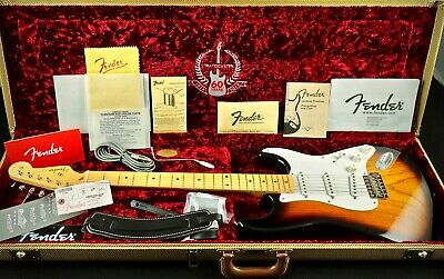 Fender 60Th Anniversary American Vintage 1954 Stratocaster 2014 Nos Collector!