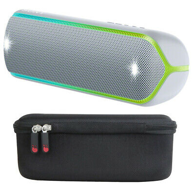 Sony SRS-XB32 EXTRA BASS Portable Bluetooth Speaker (Graphite) with Hard Case