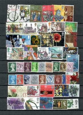 British - Uk Collection Of Used Modern Commemorative  Stamp  Lot (Gb 431)