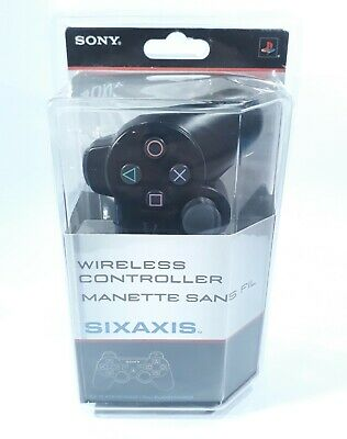Sony PS3 SIXAXIS Wireless Controller PlayStation 3 NEW Original Packaging 2006