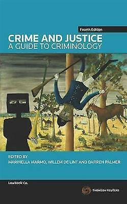 Crime and Justice 4th Edition: A Guide to Criminology. Paperback.
