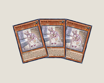 1x Proxy Yu-gi-oh Danger! Nessie! High Quality Premium Photo Paper