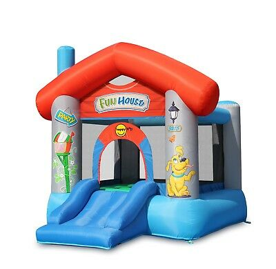 Happy Hop Party Fun House Jumping Castle (9215)