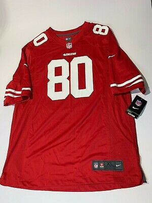 Discount SAN FRANCISCO 49ERS Jerry Rice Authetic Nike Jersey Mens (XXL