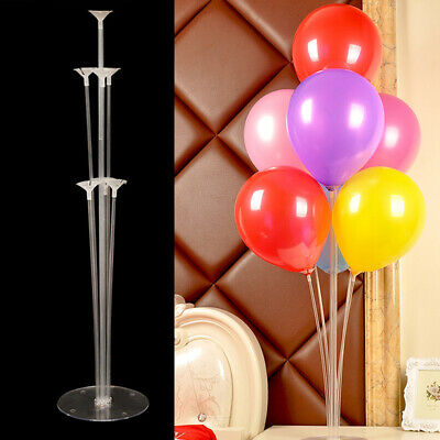 Balloon Plastic Accessory Base Table Support Holder Cup Stick Stand  Party Decor
