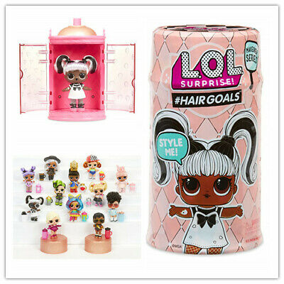 L.O.L. Surprise! Hair Goals - Genuine Product LOL Dolls UK Stock