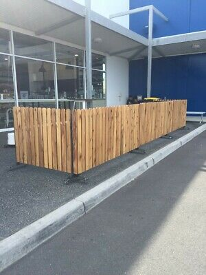 Portable Fence for Events/Restaurants/Cafes