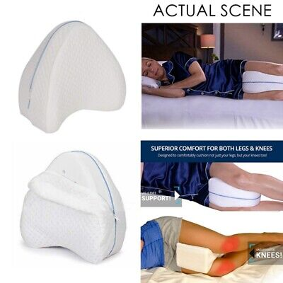 Orthopedic Contour Legacy* Leg Pillow for Back Hip Legs & Knee Support Wedge AU