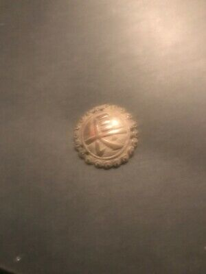 Extremely 🔥RARE🔥Middle Ages, Asian Samurai button NO RESERVE!!!