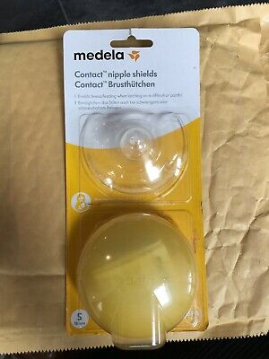 Medela Contact nipple shields S / 16mm New