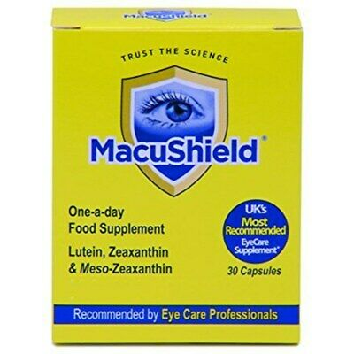 Macushield Capsules - Pack of 30