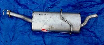 Alfa Romeo 164 Exhaust Rear Section New Bargain Genuine 60558589 60558859