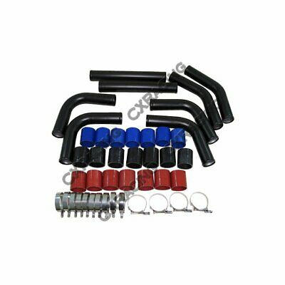 "2.5"" Universal Turbo Intercooler Piping Pipe Kit"