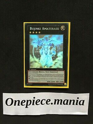 Yu-Gi-Oh! Bujinki Amaterasu PRIO-IT052 1st GHOST