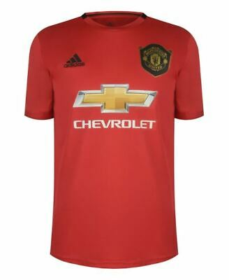 Manchester United Official Home Shirts 19/20 Men Sizes