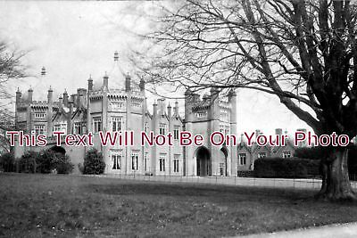 SH 306 - Market Drayton Hall Manor House, Shropshire c1912 - 6x4 Photo