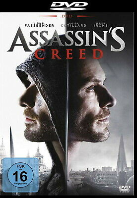 Assassin's Creed Standard DVD - Neu