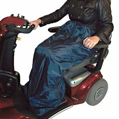 New! Mobility Scooter Deluxe Cosy. Leg Warmers. Cover. Waterproof Fleece.