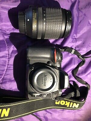 Nikon D7200 24.2MP Digital SLR Camera - Black (Kit w/ 18-140mm Lens)